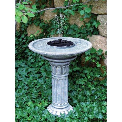 Argos Solar Birdbath Water Fountain 163 199 99