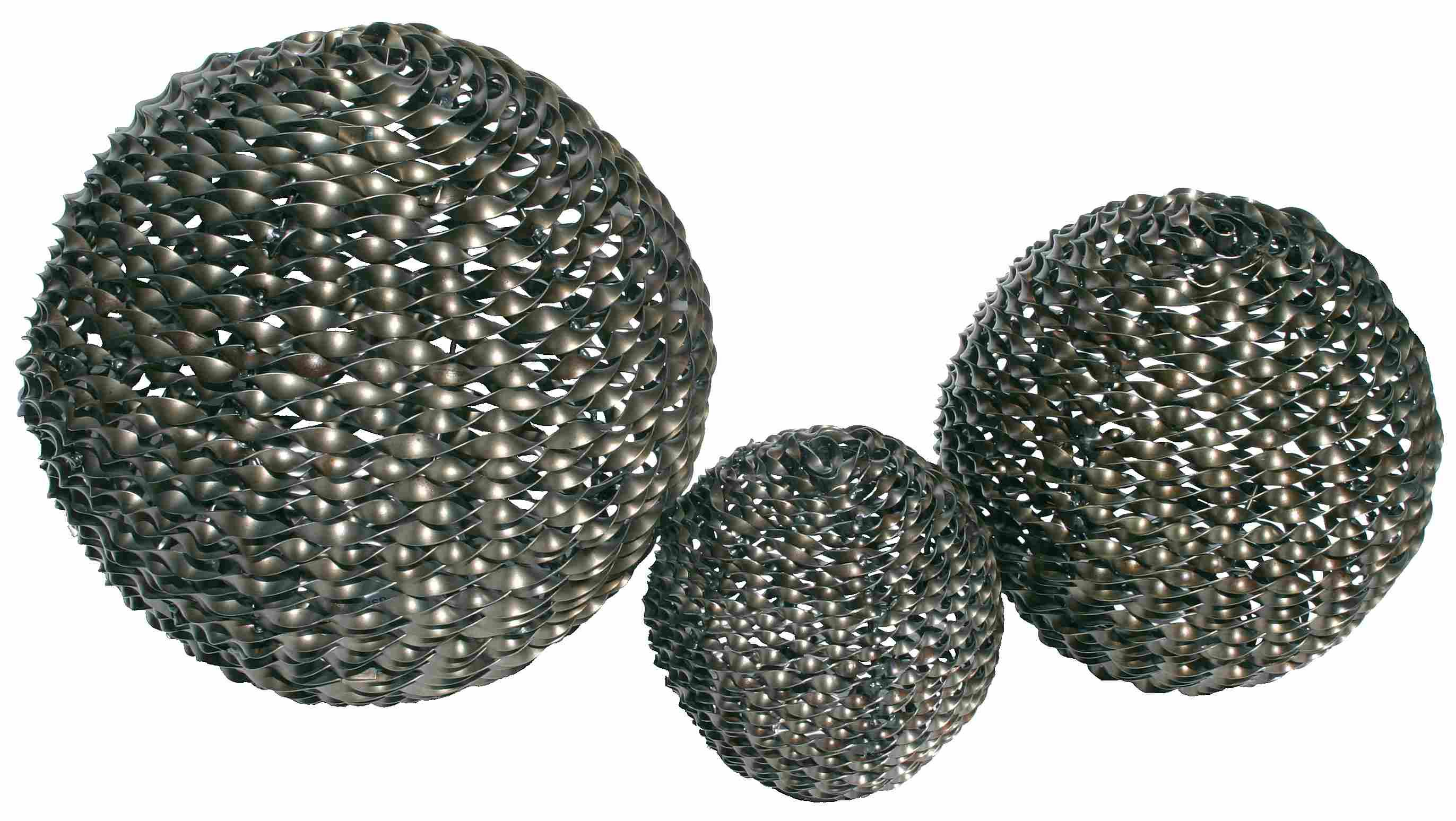 Garden Sphere Sculpture Large 163 74 99