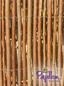 4.0m x 2.0m Willow Fencing Screening Rolls by Papillon™