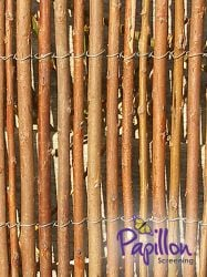 Willow Natural Fencing Screening Rolls 1.83m x 1.83m (6ft x 6ft) - By Papillon™