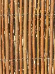 "Willow fencing screening rolls - 4.0m x 1.0m (13ft x 3ft 3"")"