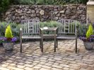Hartlebury Duo Garden Bench & Table