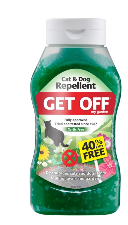 Get Off Cat & Dog Repellent Crystals - 640g for the price of 450g