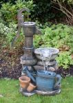 Pump and Bowl Water Feature