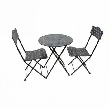 Grey Star Garden Bistro Set