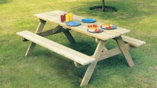 Pine Childrens' Picnic Table