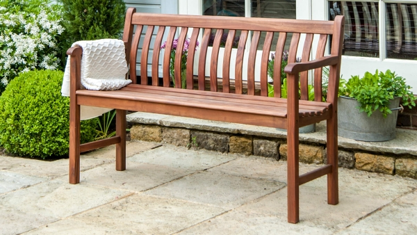 Cornis 5' High Seat Broadfield Bench