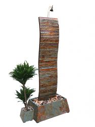 Water Feature - Rock - Swale H 140cm