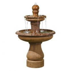 H97cm Simplicity 2 Tier Water Fountain