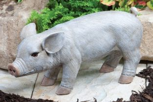 Standing Piglet Ornament
