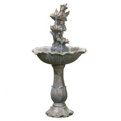 59cm Fairy Falls 4-Tier Cascade Water Feature