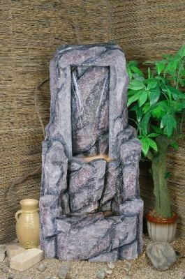 Rock Effect 2 Pool Waterfall - 120cm