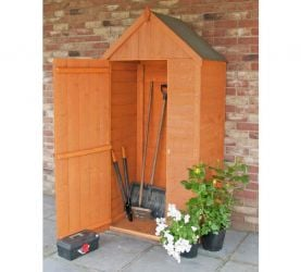 Overlap Tall Tool Store 3 x 2ft (91 x 61cm)