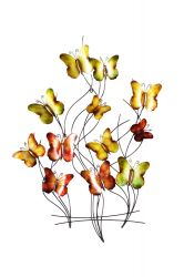 75cm 3D Butterfly Wall Art by La Hacienda