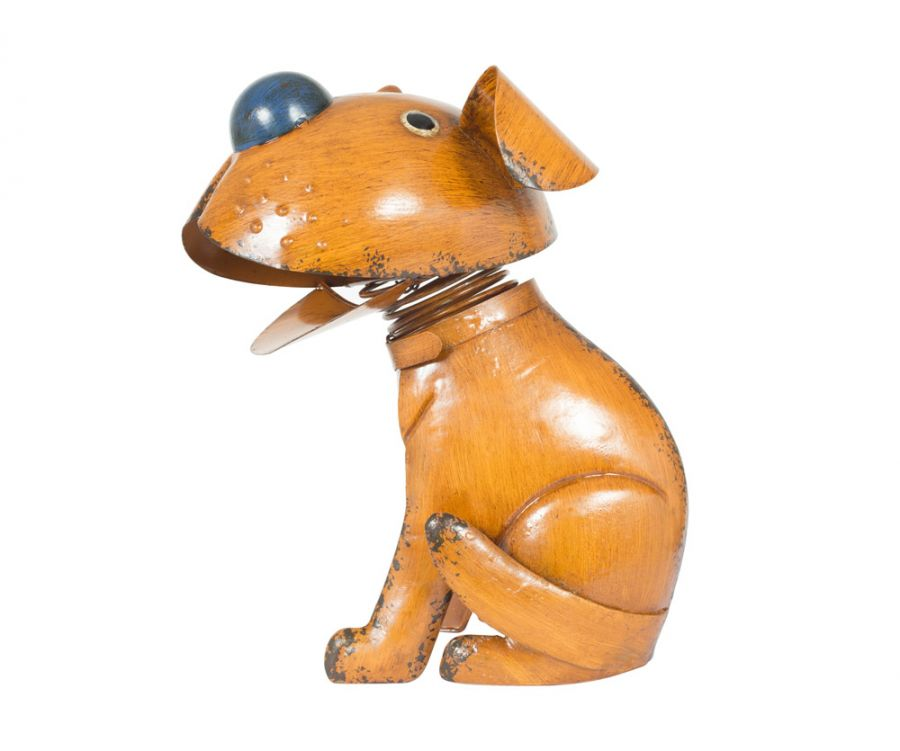 32cm Buster the Dog Garden Ornament by La Hacienda