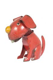 21cm Buddy the Dog Garden Ornament by La Hacienda