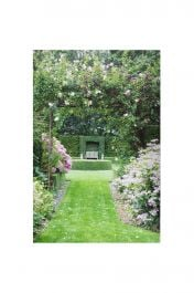 90cm English Garden Outdoor Canvas by La Hacienda