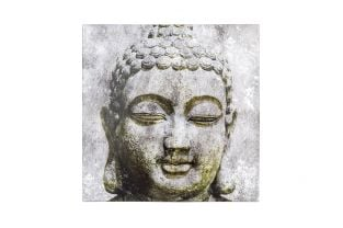 79cm Buddha Outdoor Canvas by La Hacienda