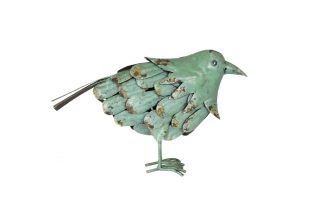 17cm Bogart Marine Bird Garden Ornament by La Hacienda