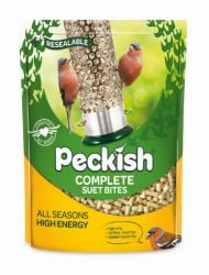 Peckish Complete Suet Bites for Wild Birds - 1Kg