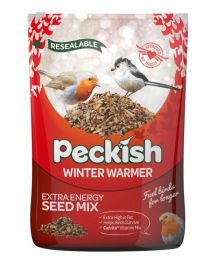Peckish Winter Warmer Bird Seed Mix 12.75kg