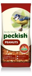 Peckish Peanuts for Wild Birds -  2Kg