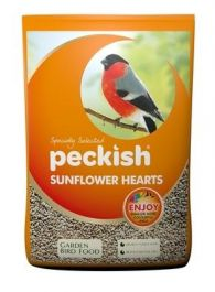 Peckish Sunflower Hearts for Wild Birds - 12.75Kg