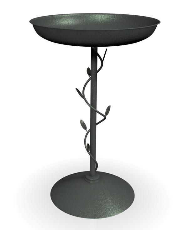 H60cm Secret Garden Bird Bath