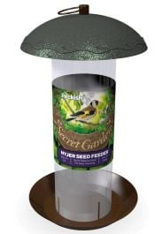 Peckish Secret Garden Nyjer Feeder for Wild Birds