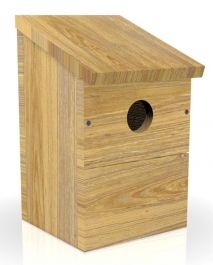 Peckish Everyday Nest Box for Wild Birds