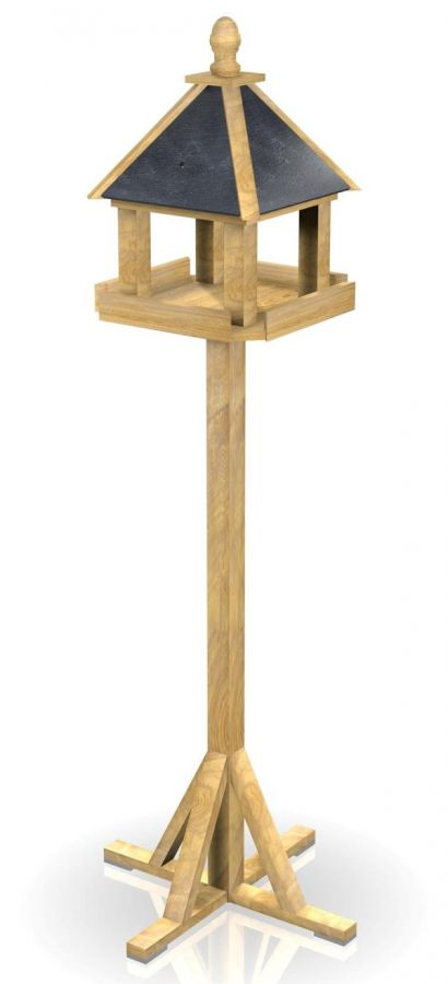 Peckish Woodland Bird Table