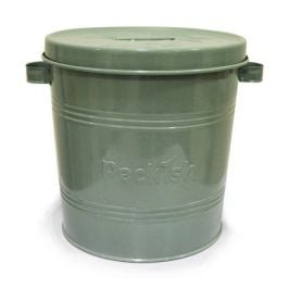 Peckish Bird Food Storage Tin