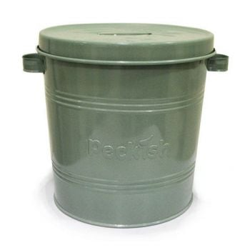 Peckish bird food storage tin for Bird food holder