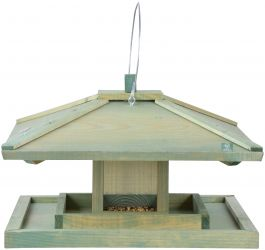 Japanese Style Bird Feeder - 39cm (1ft 3in)