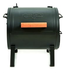 Table Top BBQ Grill and Side Fire Box by Char-Griller
