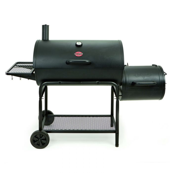 Smokin' Pro Charcoal Smoker BBQ by Char-Griller