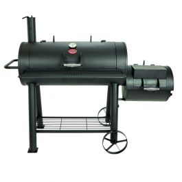 Competition Offset Charcoal Smoker BBQ by Char-Griller