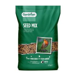 Seed Mix for Wild Birds by Gardman - 12.75kg