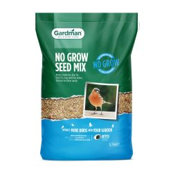 No Grow Seed Mix for Wild Birds by Gardman - 12.75kg