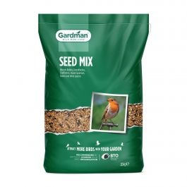 Seed Mix for Wild Birds by Gardman - 20kg