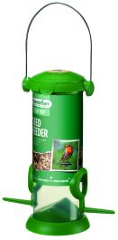 Flip Top Seed Feeder for Wild Birds by Gardman