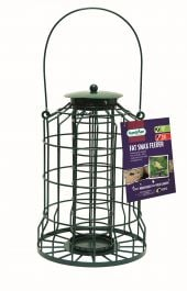 Squirrel Proof Fat Snax Feeder for Wild Birds by Gardman