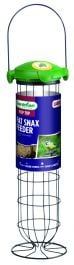 Large Flip Top Fat Snax Feeder for Wild Birds by Gardman