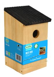 Nest Box for Wild Birds by Gardman