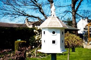 Decorative Large Danbury Dovecote Bird House