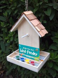 Design Your Own Birdfeeder