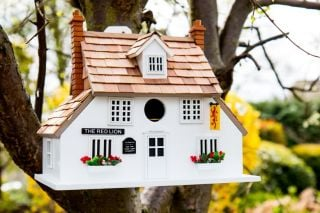 Red Lion Inn Bird House