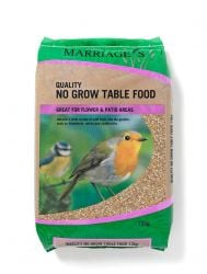 Marriage's No Grow Ground & Table Bird Seed - 13Kg