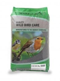Marriage's Nyjer Bird Seed - 20kg