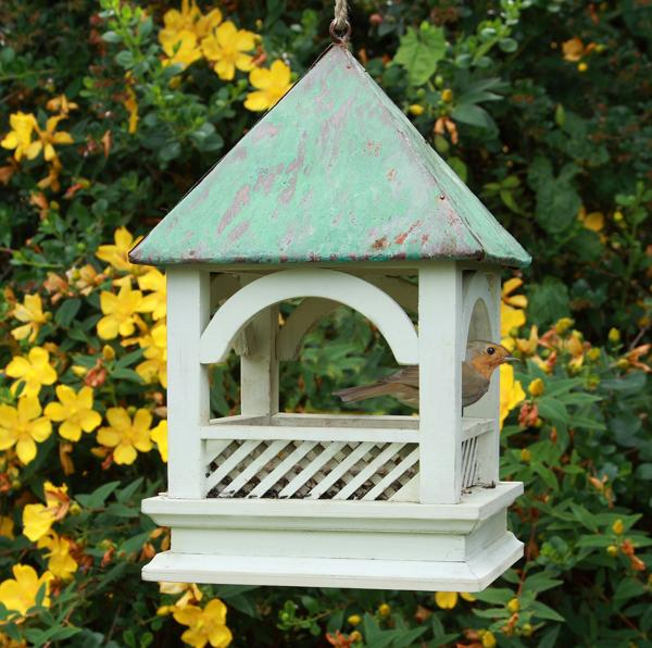 Hanging Bempton Bird Table